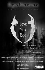 EgoManiac Poster