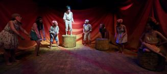 "World Premiere of ""Animal Farm"" East 15 Acting School May, 2013"