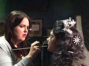 Raw Artists OC Makeup