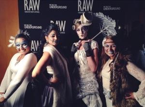 Raw Artists OC The Models